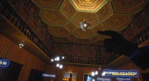 HBO Sanctum Lovecraft case study