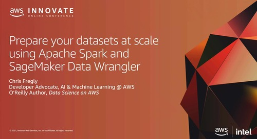 Prepare your Datasets at Scale using Apache Spark and SageMaker Data Wrangler [Level 300]