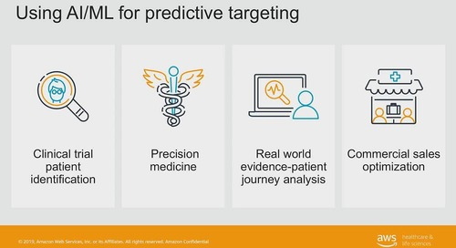 Predictive targeting with machine learning
