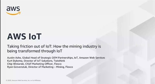 Taking Friction out of IoT_ How the Mining Industry is Being Transformed Through IoT_Twistthink