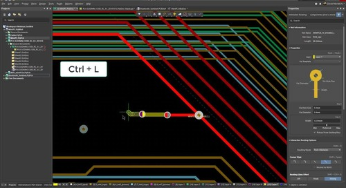 How to Switch Layers During Routing in Altium Designer 19