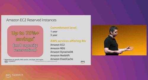 Amazon EC2 Foundations & Cost Optimisation
