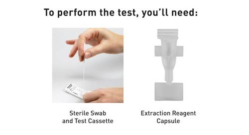 McKesson Consult® Influenza A & B Test