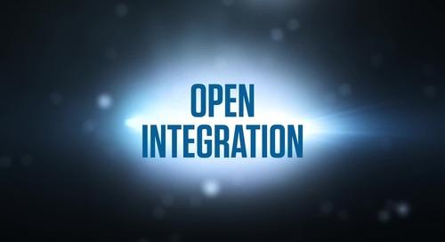 Open Integration