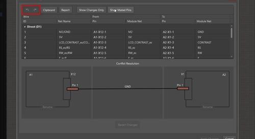 Системная инженерия в Altium Designer - схема v2