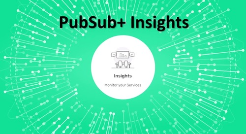Solace PubSub+ Insights Demo