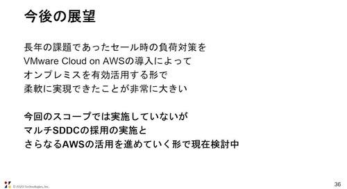 CUS-89_AWS_Summit_Online_2020_ZOZO-Technologies-inc