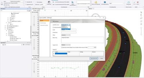 Export 3D model data to machines - Trimble Quadri