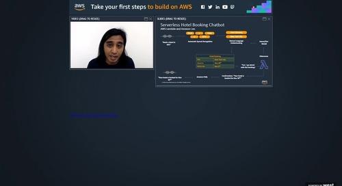AWS QuickStart_Build a Serverless Web Application