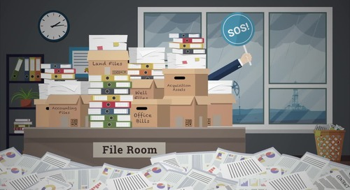 The Benefit of Digitizing Document Management