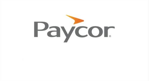 Gina Bohannon of Systems Evolution on Paycor's Custom Web Reporting