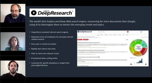 How I Migrated AMPLYFI's Technical Journey to AWS - RECORDING
