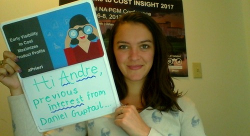 Andre, would you be open to learning more?