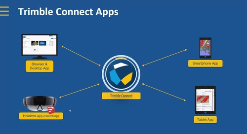 Webinar - Trimble Connect 28.04.2020