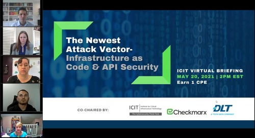 The Newest Attack Vectors - Infrastructure as Code & API Security Virtual Briefing