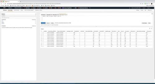 Consulta cualquier fuente de datos usando SQL con Amazon Athena y sus consultas federadas