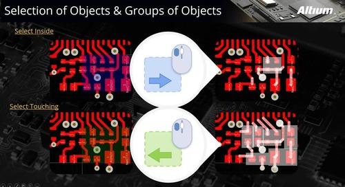 Acelere su fase de enrutado de PCBs con Altium Designer