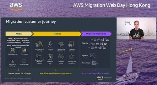 Migrate & Modernize with AWS (English)