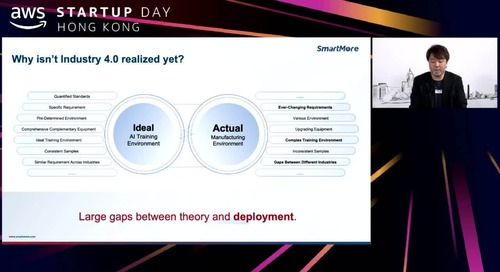 From industrial automation to intelligent manufacturing: How does SmartMore build the new generation of AI architecture (English)