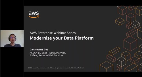 [VN Sub] Modernise your Data Platform - Keynote and Fireside Chat