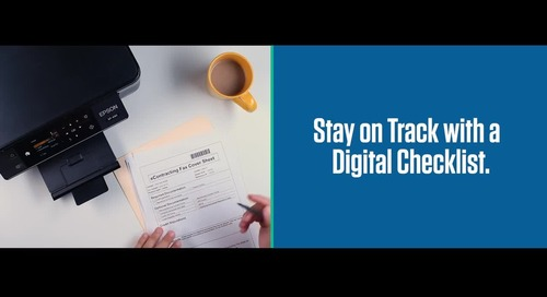 Live Funding Checklist with Digital Contracting on Dealertrack uniFI®