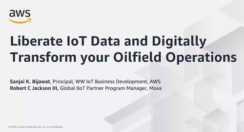 Liberate IoT Data and Digitally Transform your Oilfield Operations_Moxa