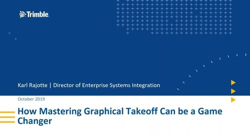 [Webinar Recording] How Mastering Graphical Takeoff Is a Game Changer for MEP Contractors