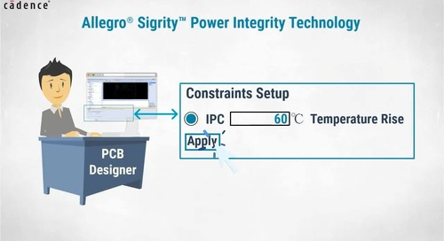 Sigrity Tech Tip: How to Create PDN Constraints Without a PI Expert