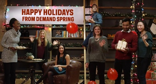 Happy Holidays from Demand Spring!
