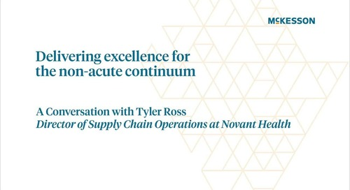 Delivering excellence for the non-acute continuum