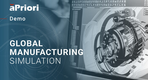 Demo: Cost Insight Matrix Costing
