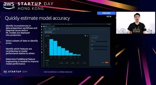 Modernizing machine learning workload to simplify scaling and improve productivity (English)