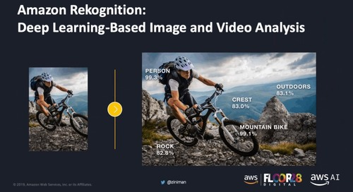 Enriching your app with Image Recognition and AWS AI Services - AWS Webinar - Hebrew