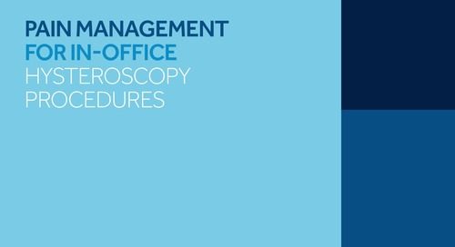 In-Office Pain Management