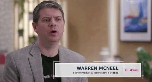 T-Mobile Drives Innovation in the Cloud with AWS