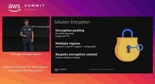 Atlassian's Solution for Multi-Region Encryption and Decryption
