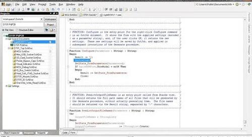 Scripting In Output Job Files - EvalQuest