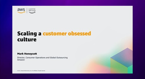 Becoming Customer Obsessed: Discover Amazon.com's Customer Service Culture