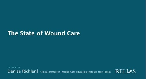 The state of wound care in 2021