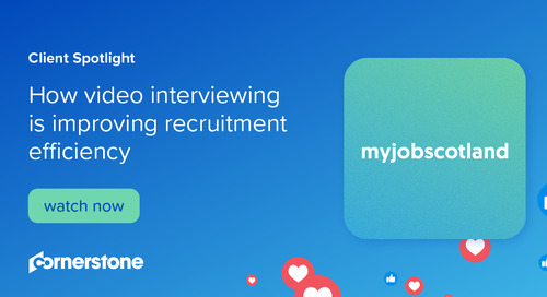 How video interviewing is improving recruitment efficiency I Client Spotlight