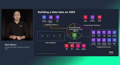 How to ingest data seamlessly to build your data lake (Level 200)