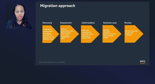 Amazon RDS for SQL Server Cost Optimization and Migration Best Practices