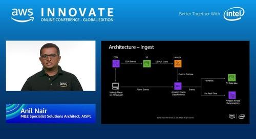 Media Quality of Service Simplified - AWS Innovate