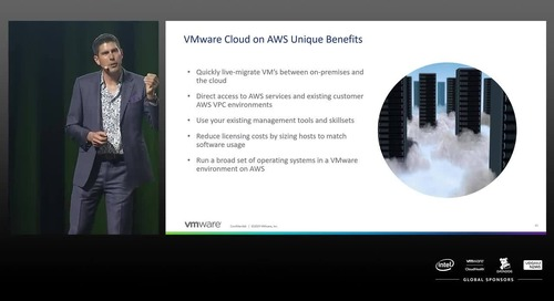 VMware - The Fastest Path to Hybrid Cloud - SG Summit