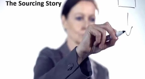The Sourcing Story