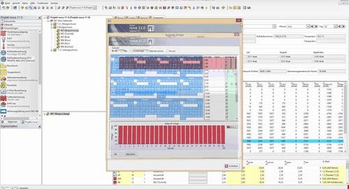 Tutorial Plancal nova 11-0 - Kühllast VDI 2078 2012  Teil 7  Berechnungsergebnisse