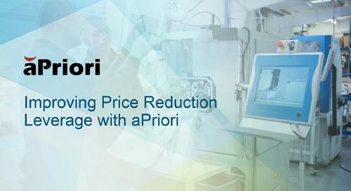 Improving Price Reduction Leverage