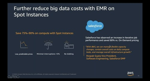Cost Optimal Cloud Architecture, The Way Forward