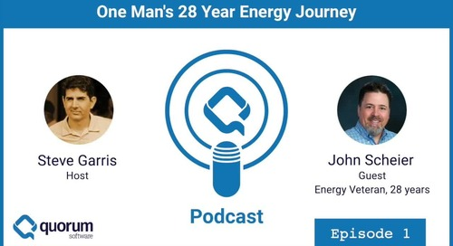 One Man's 28 Year Energy Journey