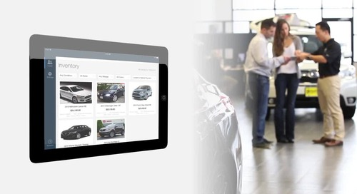 Dealertrack Digital Retailing Showroom App: Maximize your dealership's sales potential.
